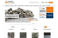 Schrauben im Schraubenhandel24.de günstig kaufen!