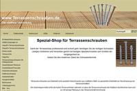 Terrassenschrauben günstig online kaufen