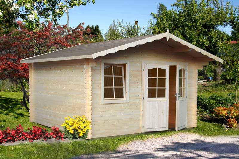 palmako gartenhaus emma jetzt online kaufen und sparen. Black Bedroom Furniture Sets. Home Design Ideas