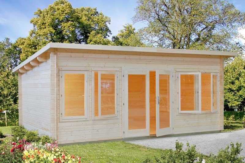 palmako gartenhaus lisa jetzt online kaufen und sparen. Black Bedroom Furniture Sets. Home Design Ideas