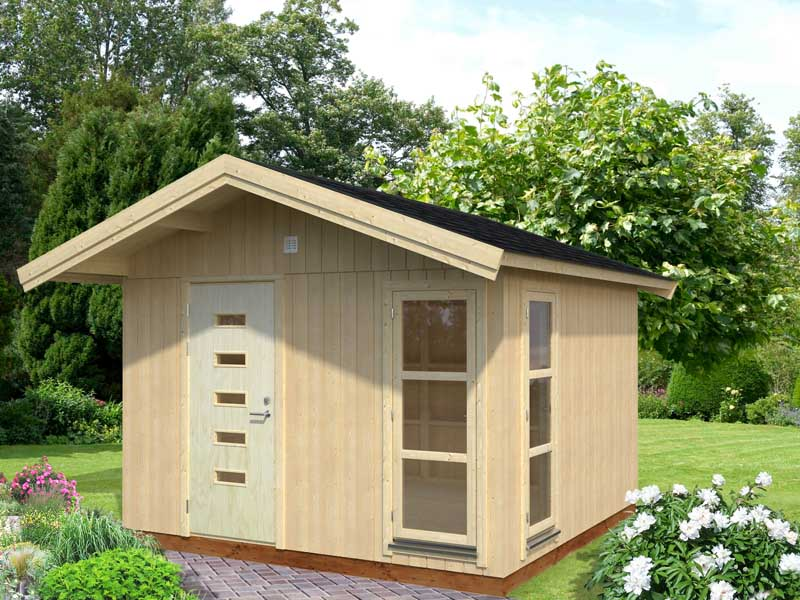palmako nordic haus ly jetzt online und g nstig kaufen. Black Bedroom Furniture Sets. Home Design Ideas