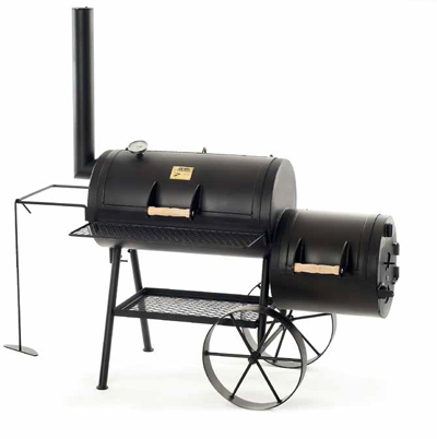 Joe´s BBQ Smoker Silver Edition