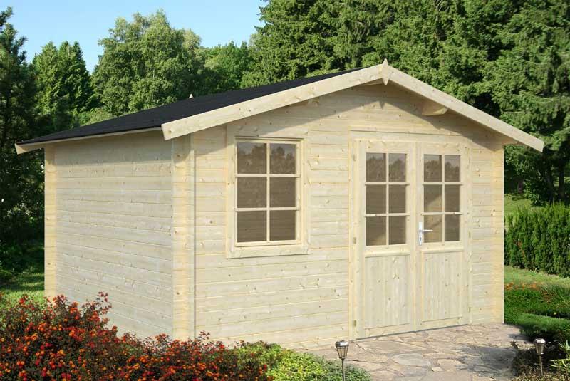 Gartenhaus Holz 10 Qm | Ontspannenjezelfzijn
