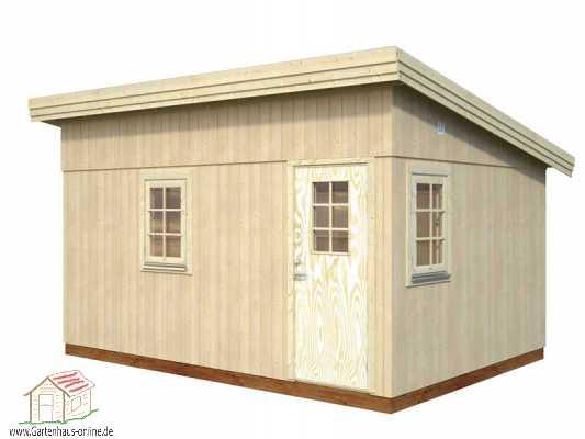 nordic haus ethel 1 www gartenhaus. Black Bedroom Furniture Sets. Home Design Ideas