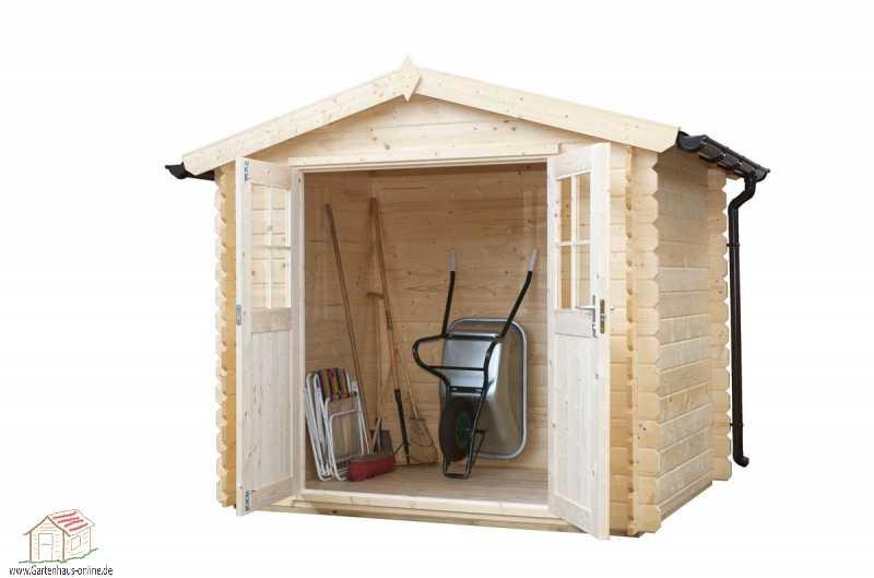 lesena hiša CA2870