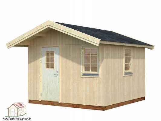 nordic haus hedwig 1 www gartenhaus. Black Bedroom Furniture Sets. Home Design Ideas