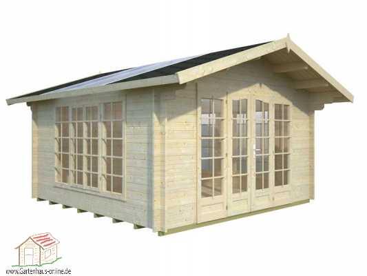 gartenhaus irene 1 www gartenhaus. Black Bedroom Furniture Sets. Home Design Ideas